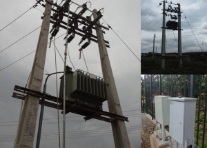 Line Stringing or Transformer Installation